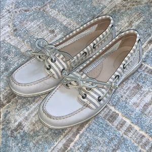 Sperry Boat Shoe- grey